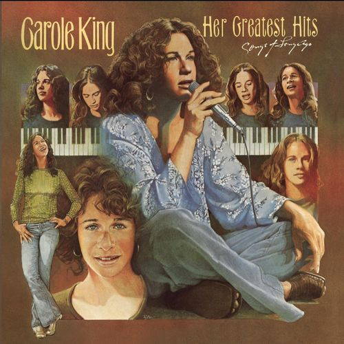 Carole King: Her Greatest Hits: Vinyl LP