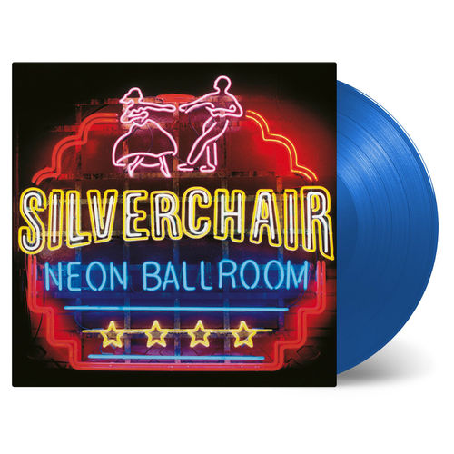 Silverchair: Neon Ballroom: Blue Vinyl
