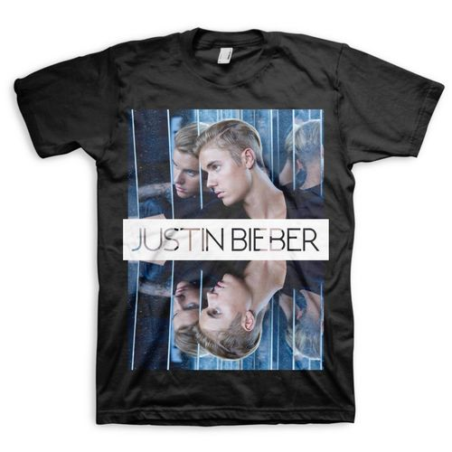 Justin Bieber: JB Mirror Tee - Small