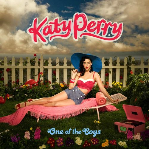 Katy Perry: One Of The Boys (2LP)