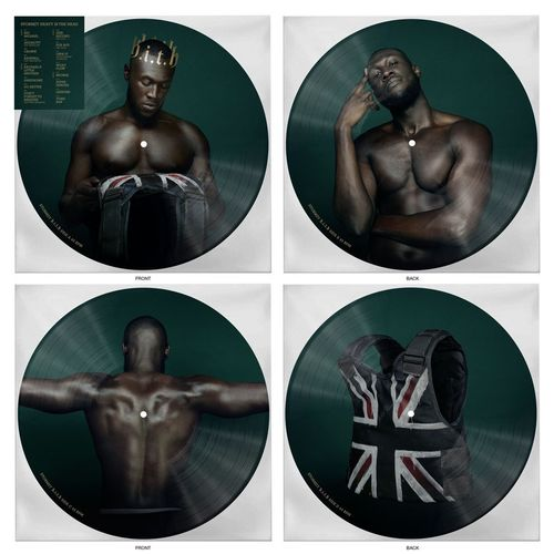Stormzy: Heavy Is The Head: Limited Edition Picture Disc