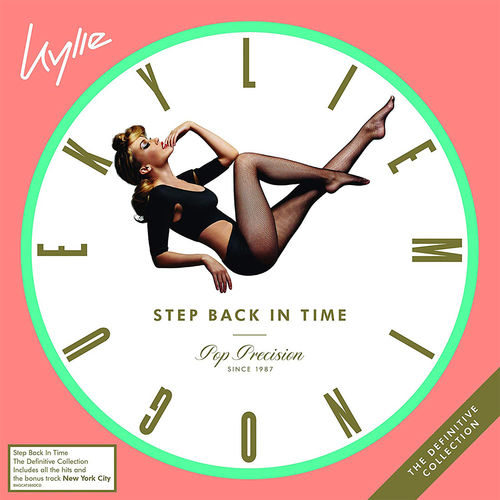 Kylie Minogue: Step Back In Time The Definitive Collection