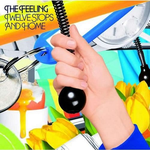 The Feeling: Twelve Stops And Home: Yellow Double Vinyl