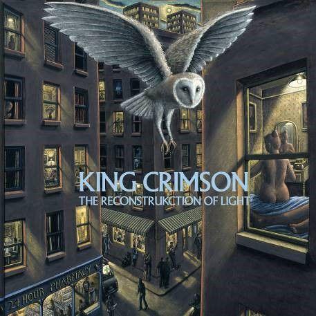 King Crimson: The ReconstruKction of Light