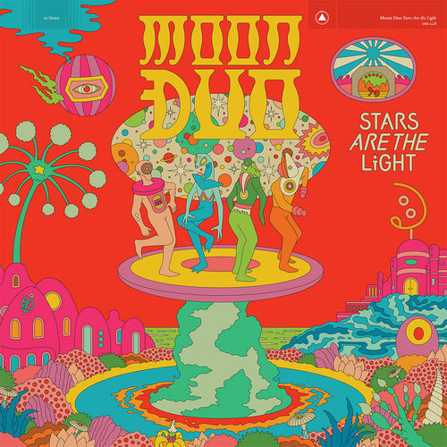 Moon Duo: Stars Are The Light
