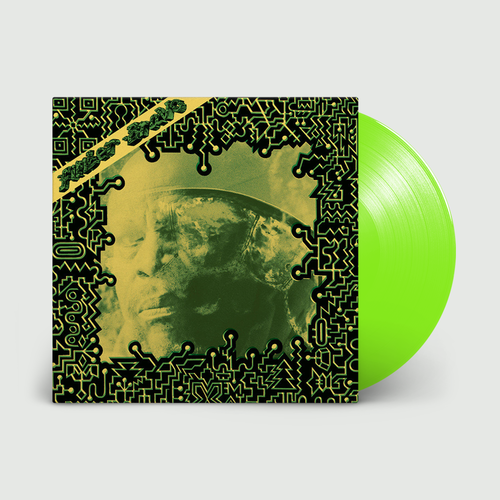 Fimber Bravo: Lunar Tredd: Limited Edition Fluorescent Green Vinyl