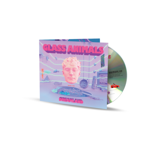 Glass Animals: Dreamland CD