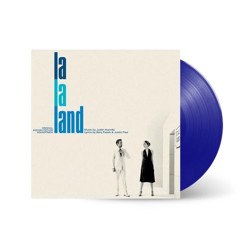 Various Artists: La La Land: Original Motion Picture Soundtrack: Import Blue Vinyl