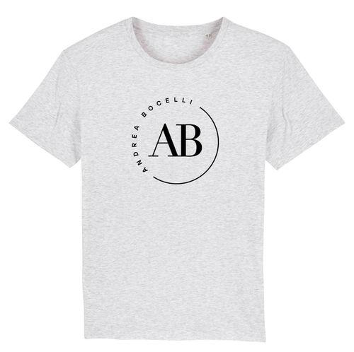 Andrea Bocelli: Andrea Bocelli Logo T-Shirt