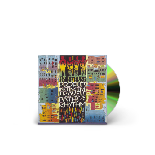 A Tribe Called Quest: People's Instinctive Travels And The Paths Of Rhythm