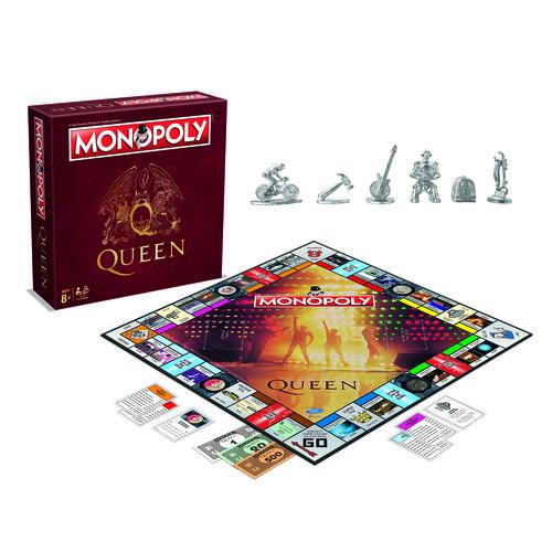 Queen: Queen Monopoly