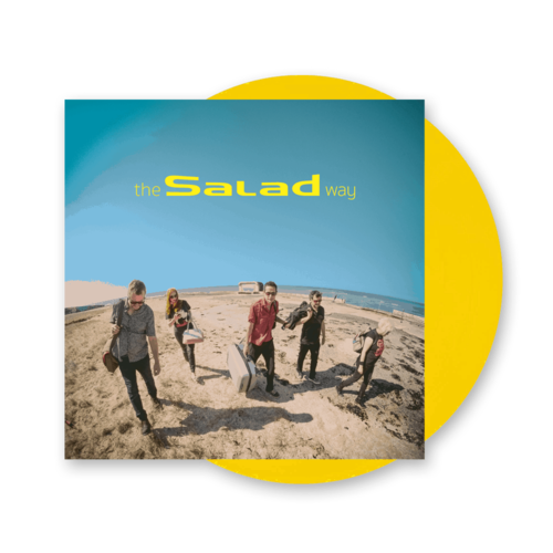 Salad: The Salad Way: Signed Limited Edition Yellow Vinyl LP