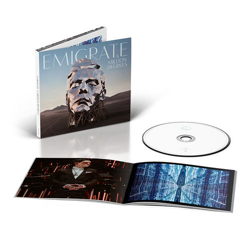 Emigrate: A Million Degrees Limited Edition Digi Pack