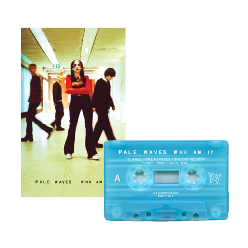 Pale Waves: Who Am I? - Limited Ice Blue Cassette