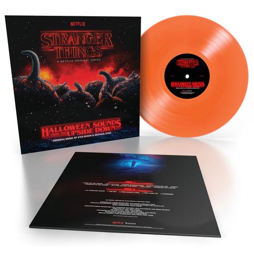 Kyle Dixon & Michael Stein: Stranger Things 2: Halloween Sounds From The Upside Down (A Netflix Original Series Soundtrack): Pumpkin Orange Vinyl LP