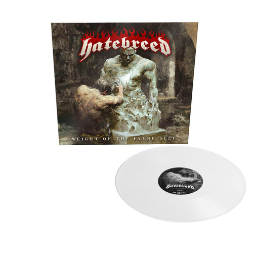 Hatebreed: Weight Of The False Self: Limited Edition Gatefold White Vinyl