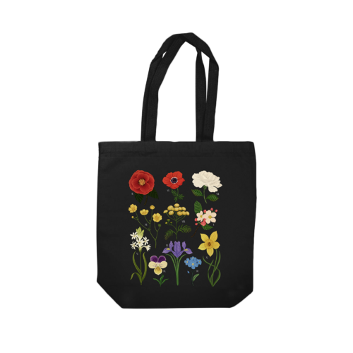 Sam Smith: Botanical Tote Bag