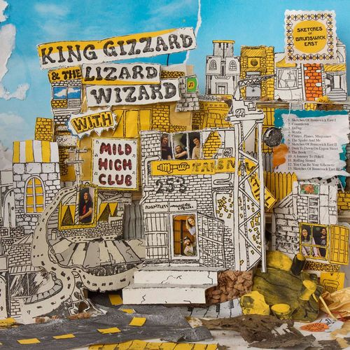 King Gizzard & The Lizard Wizard: Sketches Of Brunswick East