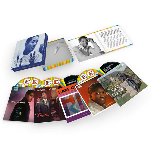 Sam Cooke: The Complete Keen Years: 1957-1960
