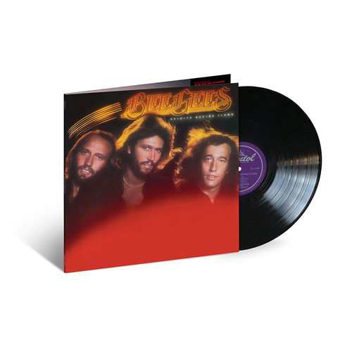 Bee Gees: Spirits Having Flown: Black Vinyl