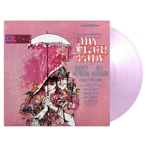Original Soundtrack: My Fair Lady: Limited Edition Transparent Purple Swirled Vinyl