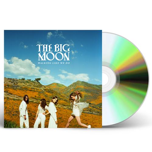 The Big Moon: Walking Like We Do: CD