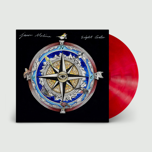 Jason Molina: Eight Gates: Limited Edition Shortcake Splash Vinyl