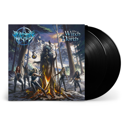 Burning Witches: The Witch of the North: Limited Edition Gatefold Vinyl 2LP + Signed Photocard