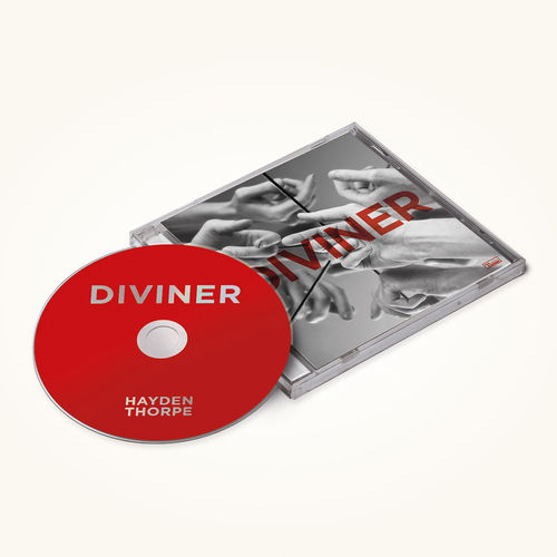Hayden Thorpe: Diviner: Signed CD