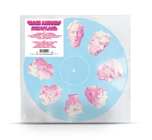 Glass Animals: Dreamland Picture Disc