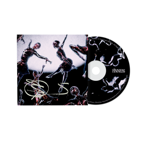 FINNEAS: Optimist CD + Signed Art Card