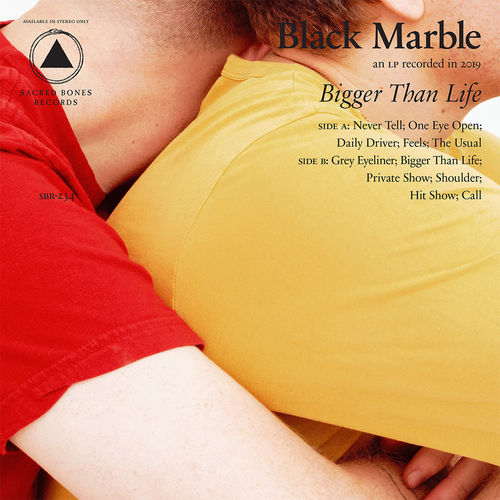 Black Marble: Bigger Than Life: Limited Edition Red Vinyl