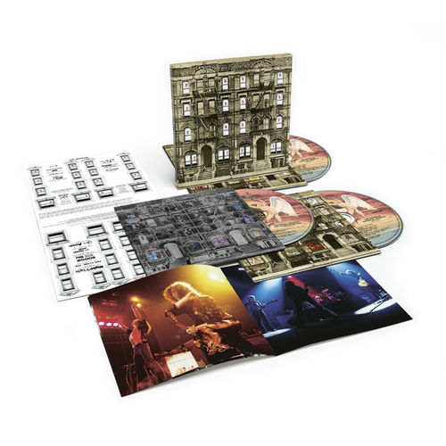 Led Zeppelin: Physical Graffiti: Deluxe Edition