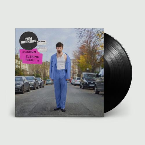 Tom Grennan: Evering Road: Black Vinyl