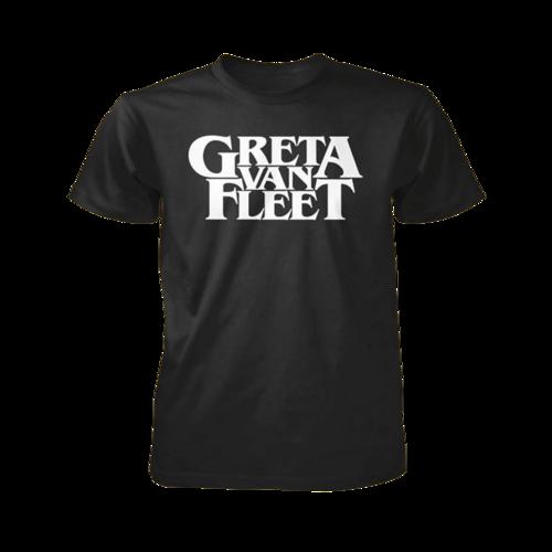 Greta Van Fleet : Greta Van Fleet - Logo Tee Small