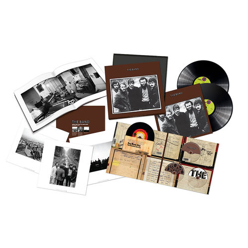 The Band: The Band (50th Anniversary): Limited Collector's Boxset