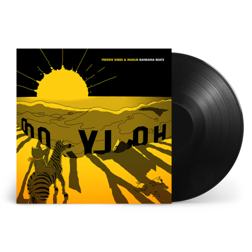 Madlib & Freddie Gibbs: Bandana Beats: Vinyl LP