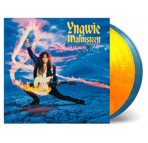 Yngwie Malmsteen: Fire & Ice: Limited Edition Fire & Ice Colour Vinyl