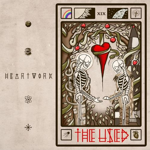 The Used: Heartwork (CD)