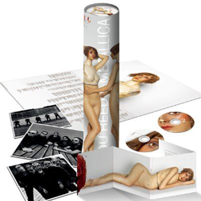 Lou Reed & Metallica: Lulu (Deluxe 2CD Poster Tube)