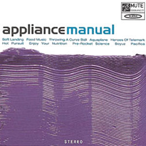 Appliance: Manual