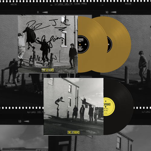 The Lathums: How Beautiful Life Can Be: Signed Deluxe Vinyl & Standard Vinyl