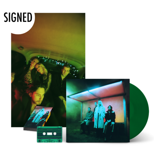 Wolf Alice: Blue Weekend Vinyl Set & Signed Poster