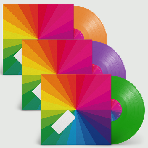 Jamie xx: In Colour [Remastered]: Limited Edition Random Colour Vinyl [Orange, Green or Purple]