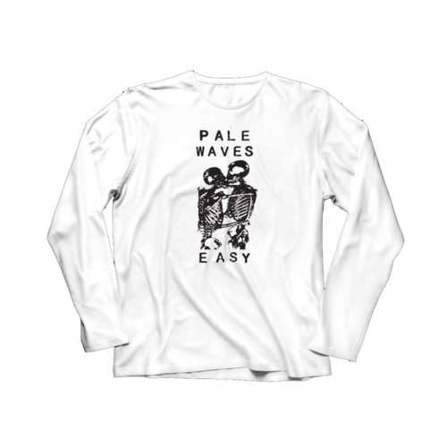 Pale Waves: Easy Longsleeve + Black Cassette