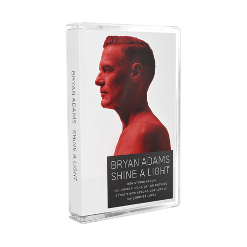 Bryan Adams: Shine A Light Cassette