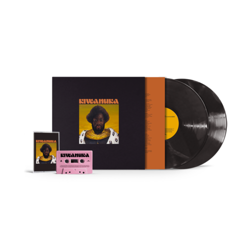 Michael Kiwanuka: Kiwanuka Black Analogue Set