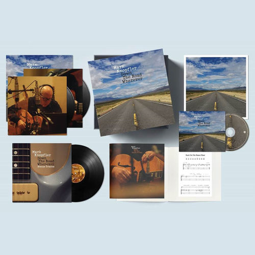 Mark Knopfler: Down The Road Wherever Deluxe Boxset