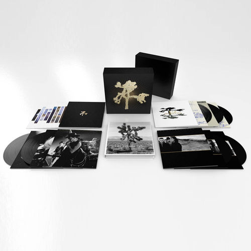 U2: The Joshua Tree - Super Deluxe (7LP)