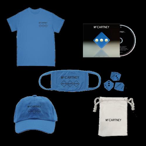 Paul McCartney: McCartney III - Exclusive Blue Bundle